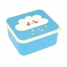 BPA Free Lunch Box Happy Cloud 27869