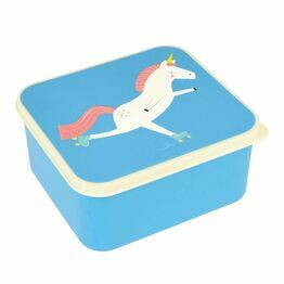 BPA Free Lunch Box Magical Unicorn 27870
