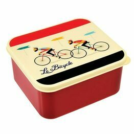 BPA Free Lunch Box Le Bicycle 27003