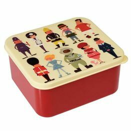 BPA Free Lunch Box World of Work 26554
