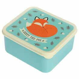 BPA Free Lunch Box Rusty the Fox 24735