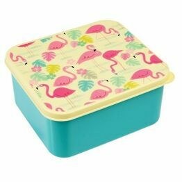 BPA Free Lunch Box Flamingo Bay 27004