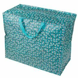 Recycled Storage Bag Jumbo Daisy Design 25648