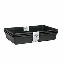 Stewart Premium Gravel Tray 38cm Triple Pack