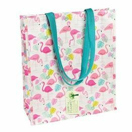 Recycled Shopping Bag Flamingo Bay Design 26944