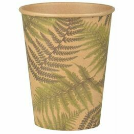 Disposable Biodegradable Papercup Set (10) Large C2089