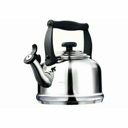 Le Creuset Stainless Steel Traditional Stove Top Kettle 2.1ltr