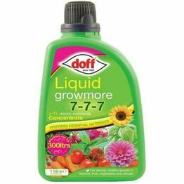 Doff Liquid Growmore Concentrate 1ltr