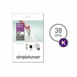 Simplehuman 38Ltr Butterfly Liners CW0171