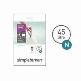 Simplehuman 45Ltr Soft Touch Liners CW0174