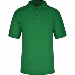 Polo Shirt Emerald Green
