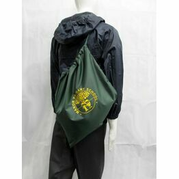 Manor Primary School PE Bag Emerald Green