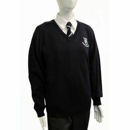 Ivybridge College Courtelle Cotton Mix Jumper