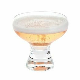 Dartington Home Bar Coupe Glass Pack of 4 HB503