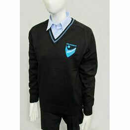 Kevicc Cotton Blend School Jumper - Choose Size
