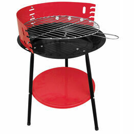 Redwood Round Barbeque 14inch BB-BBQ200