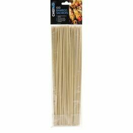 Chef Aid 100 Bamboo Skewers 30cm 10E01478