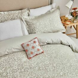 Helena Springfield Lily Linen Duvet Cover Set