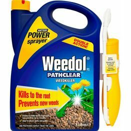 Weedol® PS Pathclear™ Weedkiller Power Sprayer 5Litre