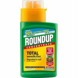 Roundup® Optima+ Total Weedkiller140ml +50% Free