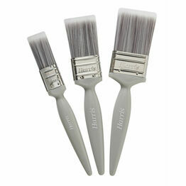 Harris Essentials Walls & Ceilings Paintbrush 3pack