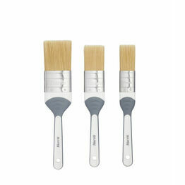Harris Seriously Good Woodwork Varnish Brush 3pack