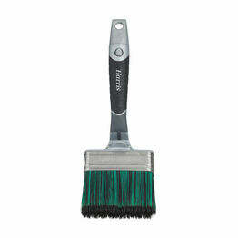 Harris Ultimate Shed & Fence Swan Neck Paint Brush 100mm