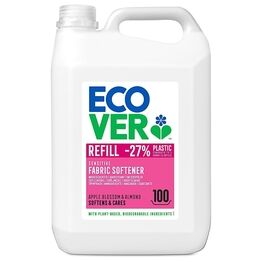 Ecover Fabric Softener Apple & Almond 5ltr