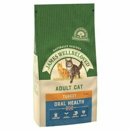 James Wellbeloved Cat Food Oralcare