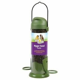 Walter Harrisons Nyger Seed Feeder