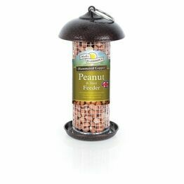 Walter Harrisons Hammertone Copper Peanut Feeder