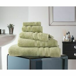 Deyongs Opulence 800gsm Towel Tea Green