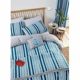 Helena Springfield Tropez Nautical Duvet Cover Set