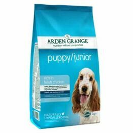 Arden Grange Puppy Junior Dog Food 2kg