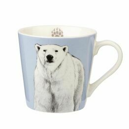 Couture Kingdom Bumble Mug Polar Bear KING00121