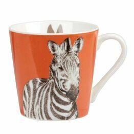 Couture Kingdom Bumble Mug Zebra KING00021