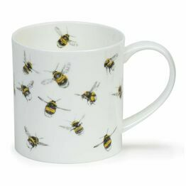 Dunoon Orkney Fine Bone China Mug - Longmuir Bee