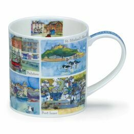 Dunoon Orkney Fine Bone China Mug - Cornwall
