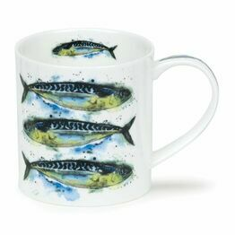 Dunoon Orkney Fine Bone China Mug - Dolly Hotdogs