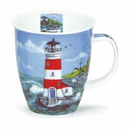 Dunoon Nevis Mug - Lighthouses Assorted