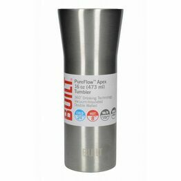 Built Pureflow Stainless Steel Tumbler Stainless Steel 5224051