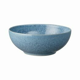 Denby Studio Blue Cereal Bowl Flint 409010007