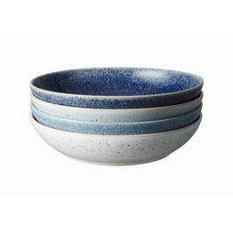 Denby Studio Blue Pasta Bowl Set of 4 411040044