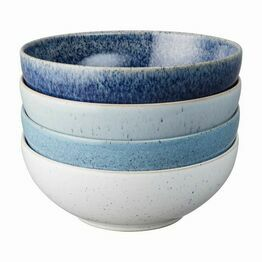 Denby Studio Blue Cereal Bowl Set of 4 411042007