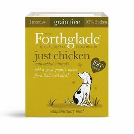 Forthglade Just Chicken 395g