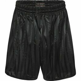 Shadow Stripe School Shorts Black