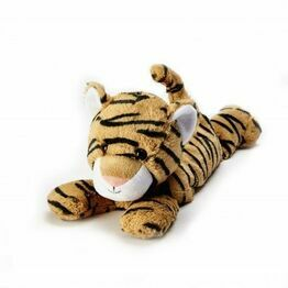 Warmies Cozy Plush Microwavable Toy - Tiger