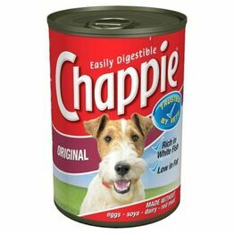 Chappie Original Dog Food 412g Can