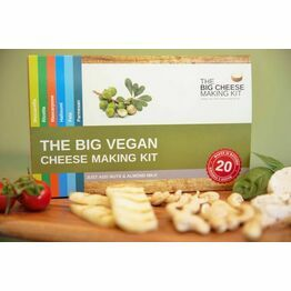 The Big Vegan Cheese Making Kit