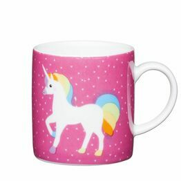 Espresso Coffee Mug Porcelain 80ml - Unicorn